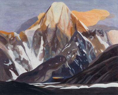 Hans Vandekerckhove, 'The Mountain and the Rainbow 1', 2021
