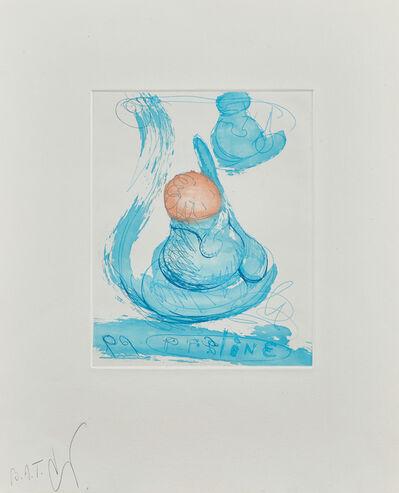 Claes Oldenburg, 'Ice Cream Dessert Praline', 1976