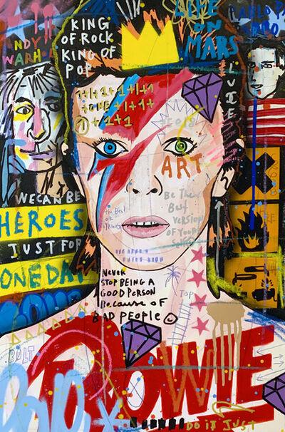Jisbar, 'Bowie ', 2021