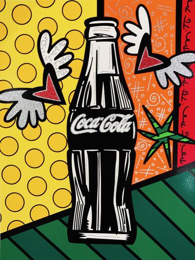 Romero Britto, 'Coca-Cola V - Happiness', 2016