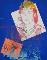Andy Warhol, 'Wayne Gretzky #99', 1984