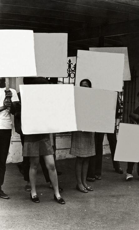Kiri Dalena, 'Erased Slogans', 2014