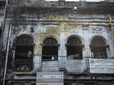Najmun Nahar Keya, 'Kintsugi Dhaka (17)', 2020
