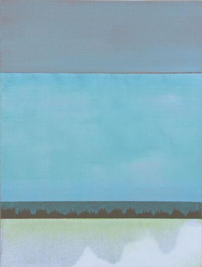 Sarah Hinckley, 'Tomorrow Will Be Blue', 2007