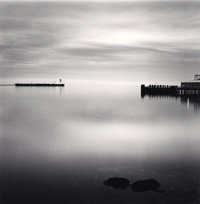 Michael Kenna, 'Waiting Freighter, Port Angeles, Washington, USA', 2013