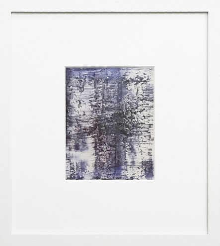 Gerhard Richter, 'Eis 1 (706-1)', 1989