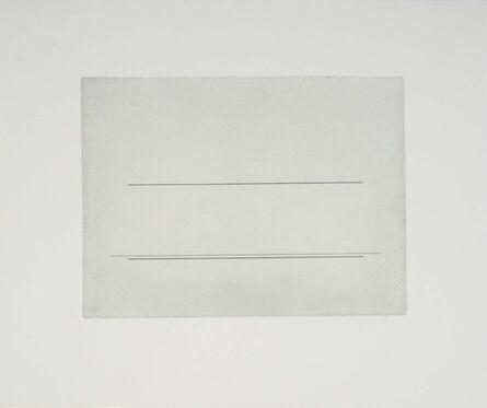 Fred Sandback, 'Untitled', 1975