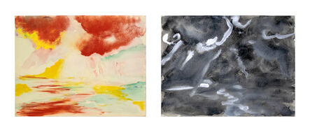 Peter Alexander, 'Untitled (Diptych)', 1978