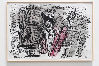 Kathleen Henderson, 'Closing Ticks', 2014