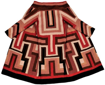 Sonia Delaunay, 'Coat made for Gloria Swanson', 1923-1924