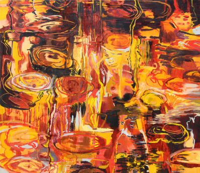 David Alexander, 'Fire Waters Fired Up', 2015