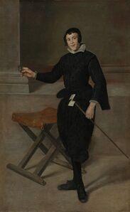 Diego Velázquez, 'Portrait of the Jester Calabazas', c. 1631-1632