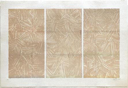 Jasper Johns, 'Yusuyuki', 1980