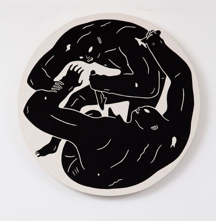 Cleon Peterson, 'Thirst 1', 2015