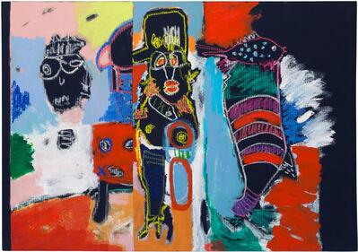 Cheikhou Ba, 'Vivre et Laisser Mourir', 2016