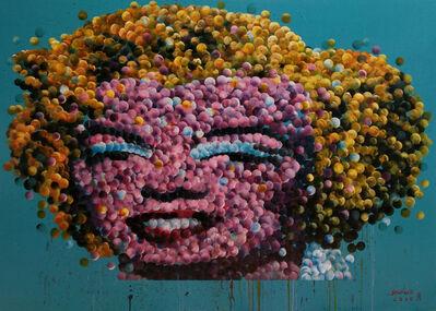 Therdkiat Wangwatcharakul, 'Marilyn Monroe in my points', 2020