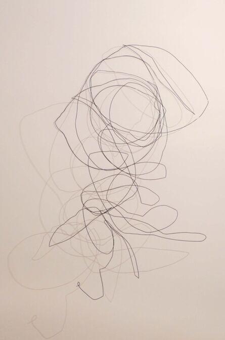 Elena Bajo, 'Wire wall skulpture (unnamed - 3)', 2011