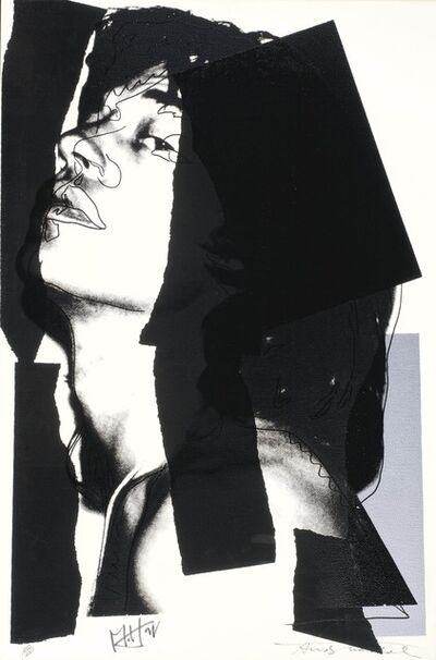 Andy Warhol, 'Mick Jagger', 1975