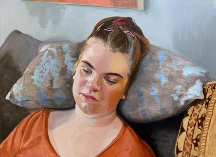 Ellen Starr Lyon, 'Bolster', 2021
