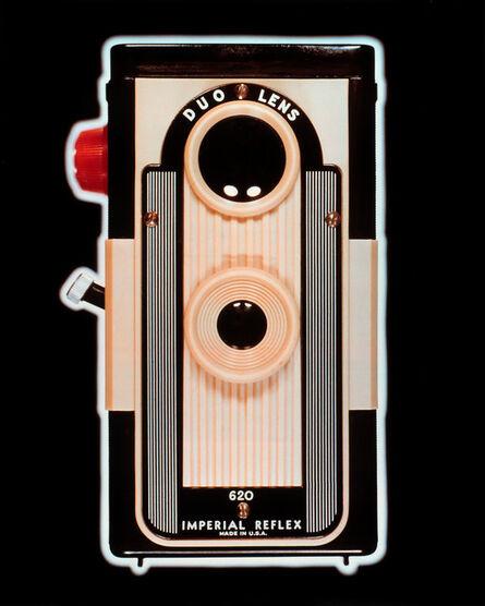 Victor Landweber, 'Duo Lens Imperial Reflex ', 1983