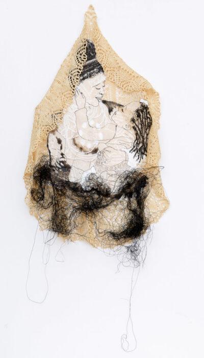 Ana Silva, 'MANTO VII', 2018
