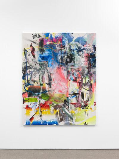 Liam Everett, 'Untitled (truth breaks, moist and green)', 2020