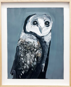 Rokni Haerizadeh, 'Just a Bird', 2017