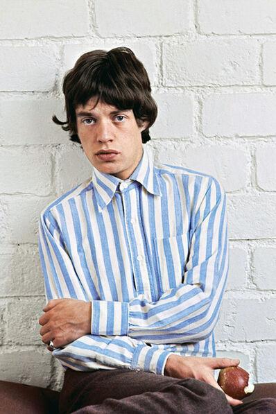 Jean-Marie Périer, 'Mick Jagger, Paris, 1966', 1966