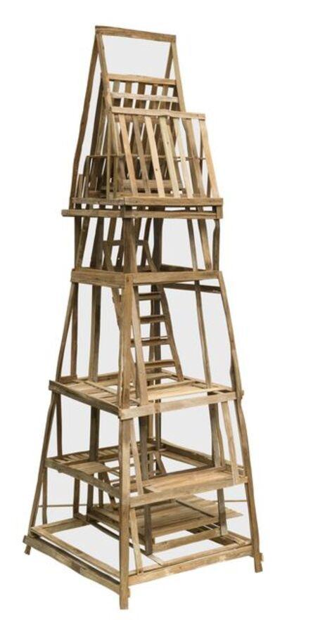 Camiel Van Breedam, 'Toren met 3 daken', 2011