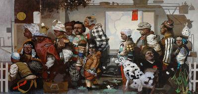 Phillip Thomas, 'The N Train', 2008