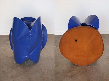 Jeremy Thomas, 'Foton Blue', 2014