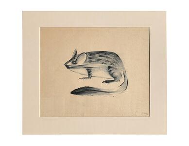 Morris Graves, 'Irish Fauna', 1954