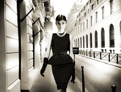 Axel Crieger, 'Little Black Dress'