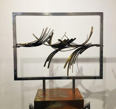 """Sergio Castillo, '""""Dibujo en el Espacio II""""', 1986"""
