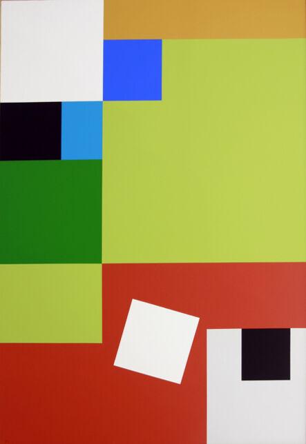 Youri JELTOV, 'Carré blanc', 2008
