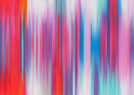Tim Bavington, 'LROM (Love Reign O'er Me)', 2014