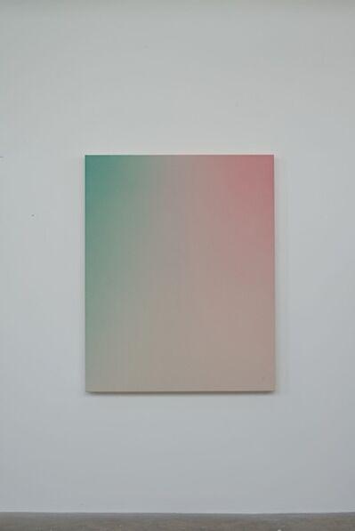 Oliver Marsden, 'Fade XXVI Light Viridian Rose', 2014
