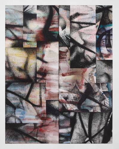 Carole Benzaken, 'Skin Screen 2 (diptyque)', 2020