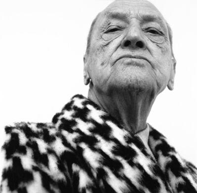Richard Avedon, 'Somerset Maugham, Writer, Bealieu, France, April 1958', 1958