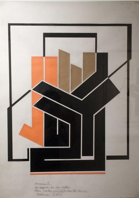 Eduardo Ramírez -Villamizar, 'Untitled '