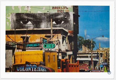 JR, 'Inside Out, Haiti, 2012', 2020