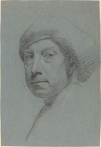 Jonathan Richardson, Sr., 'Self-Portrait Wearing a Turban', 1728