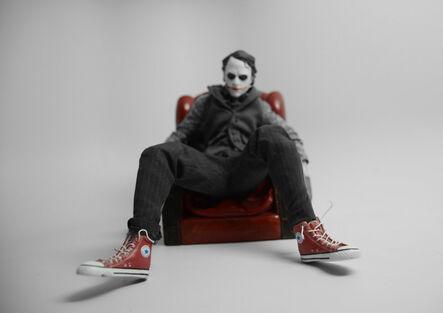 Santlov, 'Joker Chucks', 2013