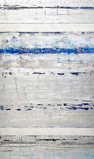 Takefumi Hori, 'Silver No. 29', 2021