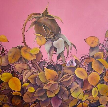 Allison Green, 'September Roses', 2013