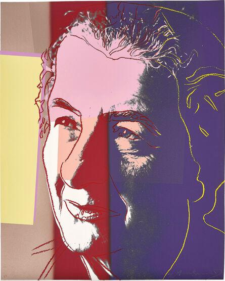 Andy Warhol, 'Golda Meir, from Ten Portraits of Jews of the Twentieth Century', 1980