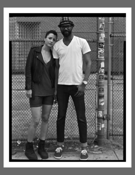 Robert Kalman, 'Luzena & Runn, New York City'
