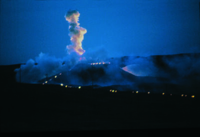 Cai Guo-Qiang 蔡国强, 'Project to Extend the Great Wall of China by 10,000 Meters: Project for Extraterrestrials No. 10', 1993