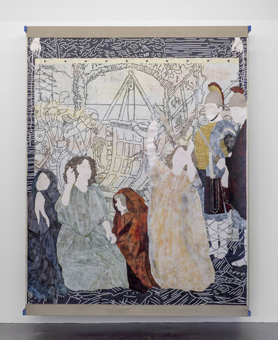 Helen Johnson, 'Empire play', 2016