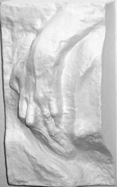 George Segal, 'Hand', 1979